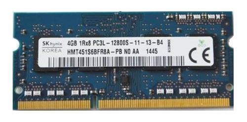 Imagem 1 de 1 de Memória RAM  4GB 1x4GB SK hynix HMT451S6BFR8A-PB