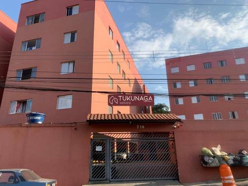 Condomínio Timóteo Penteado Com 02 Dormitórios, 62m² - Vila Rosália - Guarulhos/sp - Ap4114