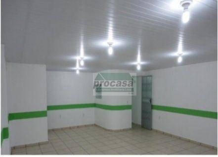 Imagem 1 de 8 de Prédio, 540 M² - Venda Por R$ 1.000.000,00 Ou Aluguel Por R$ 6.600,00/mês - Alvorada - Manaus/am - Pr0233