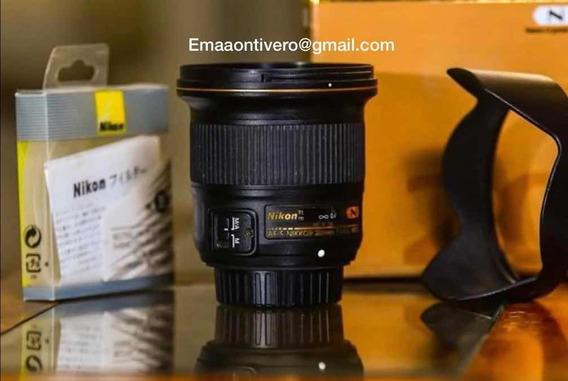 Nikon 20mm F/1.8 Gran Angular