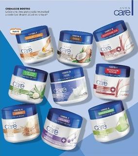 Crema Facial Avon Care - Azn