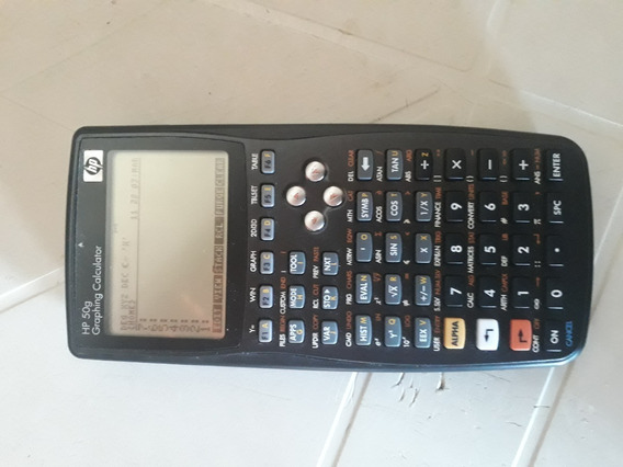 Calculadora Cientifica Gráfica Hp 50g