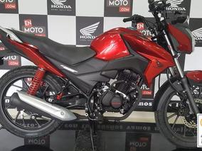 Honda Cb 125f 2020 Financia Desde 100.000 De Inicial