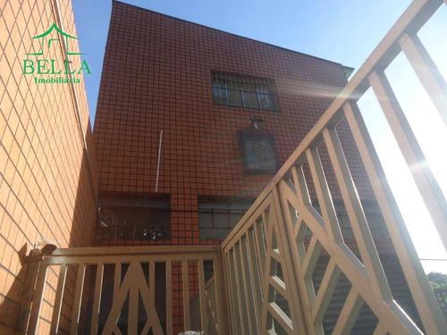 4 Salas-locação-andar Superior-jaraguá - Sa0168