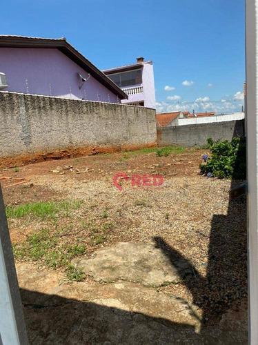 Imagem 1 de 1 de Terreno À Venda, 200 M² Por R$ 200.000,00 - Wanel Ville - Sorocaba/sp - Te0362