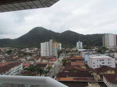 Apartamento Com 3 Dormitórios Para Alugar, 104 M² Por R$ 2.850/mês - Canto Do Forte - Praia Grande/sp - Ap9941
