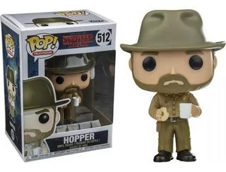 Funko Pop Hopper #512 Stranger Things