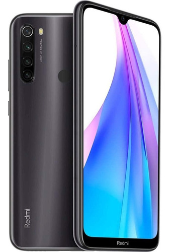 Xiaomi Redmi Note 8t 64gb + 4gb Ram - Nfc - Ver. Global N.f.