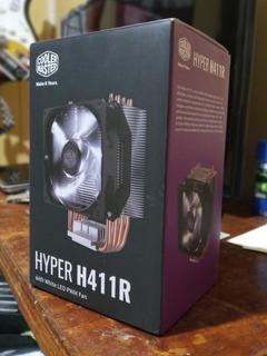 Disipador Cooler Master Hyper H411r