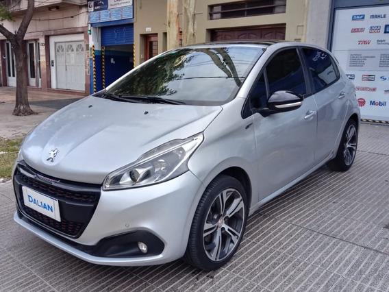 Peugeot 208 Gt 2017