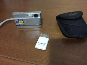 Camera Sony Dsc-t9 6.0 Mega Pixels