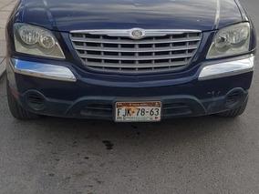 Chrysler Pacifica Aa Ee Ba Abs Tela Fwd 4x2 At