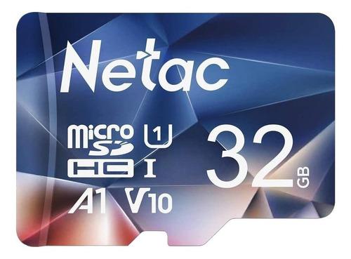 Cartão de memória Netac P500 32GB