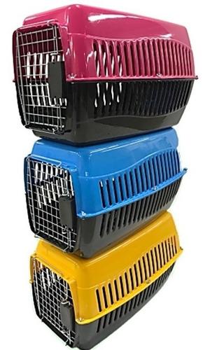 Caja Guacal Pequeño Para Perro O Gato