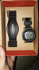 Relógio Speedo Masculino Monitor Cardíaco