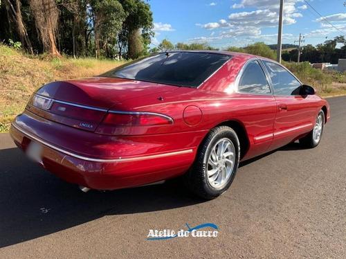Imagem 1 de 15 de Lincoln Mark Viii 1995 V8 Mpfi - Vendido  Ateliê Do Carro