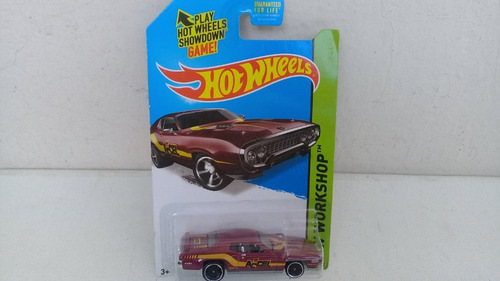Hot Wheels Plymouth Road Runner 71 Lupetoys
