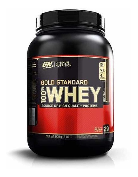 Whey On 908g Cookies