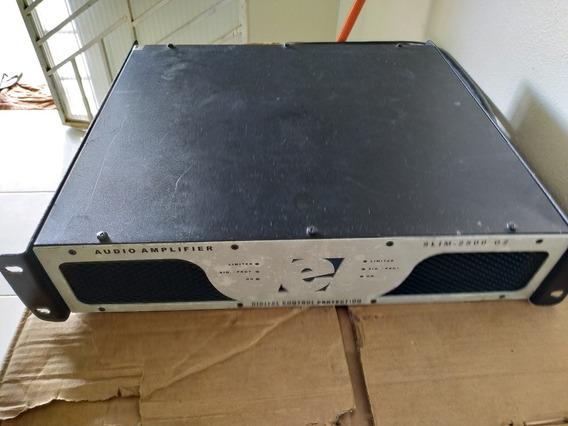 Amplificador Etelj 2500