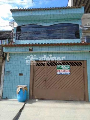 Imagem 1 de 23 de Venda Sobrado 4 Dormitórios Pimentas Guarulhos R$ 300.000,00 - 33611v
