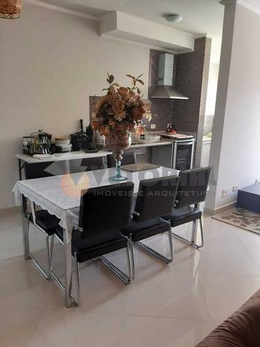 Imagem 1 de 9 de Apartamento Com 2 Dormitórios À Venda, 63 M² Por R$ 320.000 - Sumaré - Caraguatatuba/sp - Ap0378