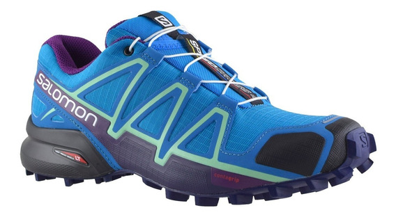 Zapatillas Mujer Salomon Trail Running Speedcross 4 Su/as