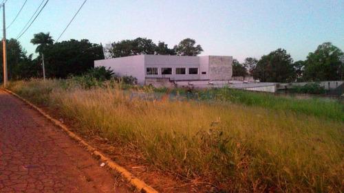 Imagem 1 de 2 de Terreno À Venda Em Parque Rural Fazenda Santa Cândida - Te266597