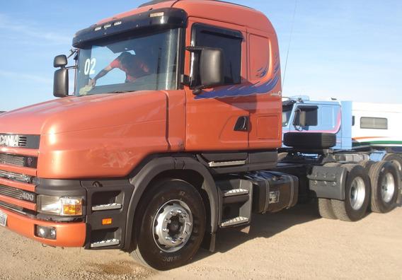 Scania 124 - 400