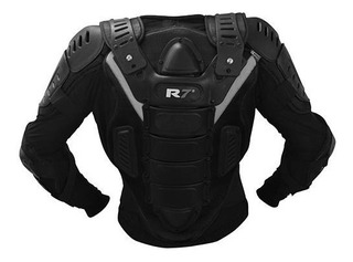 Esqueleto Para Moto Protecciones R7 Ballistico R7-501 2020