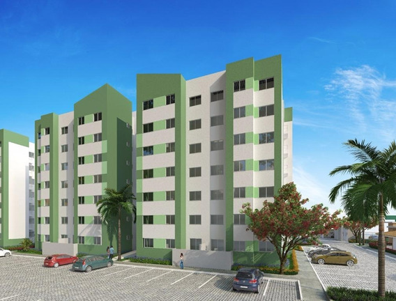 Apartamento Residencial À Venda, Centro, São Cristóvão, Moradas Universitá - Ap0279