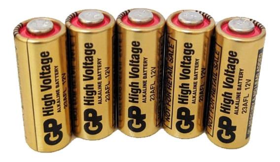 Bateria 12v A23 Gp P/sensor Magnético E Controles Portão