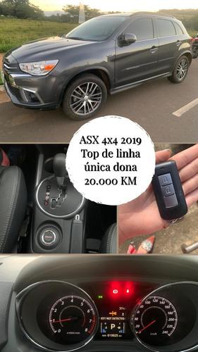 Mitsubishi Asx 2019 2.0 4wd Top Flex Cvt 5p