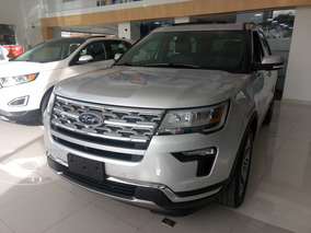 Ford Explorer 2,3 Turbo 2019 La De Mayor Tecnologia
