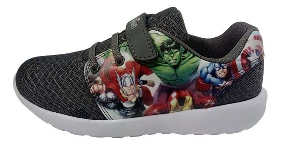 Marvel Zapatillas De Avengers Originales Talles Del 31 Al 34
