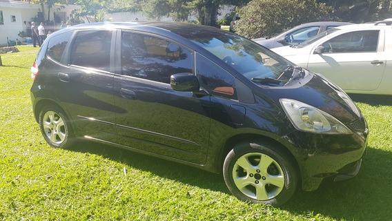 Honda Fit 1.4 Lxl Flex Aut. 5p 2010