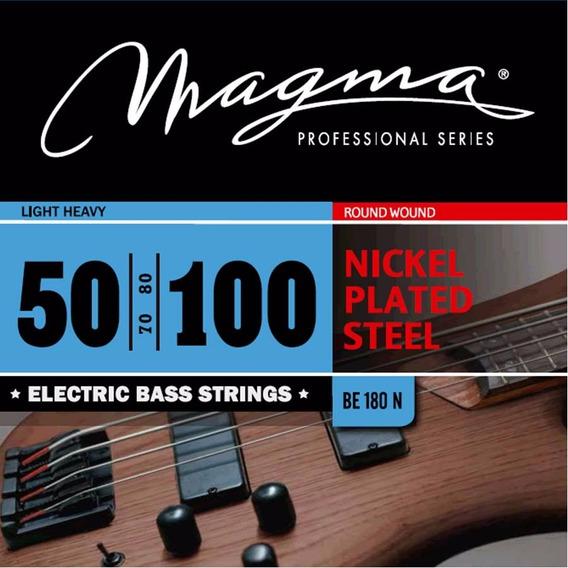 Encordado Bajo Electrico Magma 050 Be180 4 Cuerdas - Cuotas