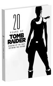Livro - 20 Years Of Tomb Raider - Capa Dura Leia Anuncio