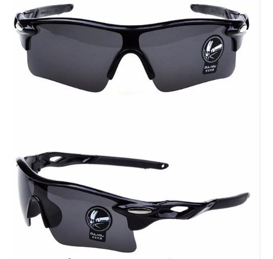Óculos De Sol Masculino Feminino Cicle Tiro Esportivo + Case