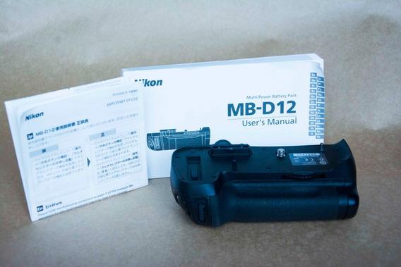 Battery Grip Mb-d12 Nikon Câmeras Nikon D800/d800e E D810