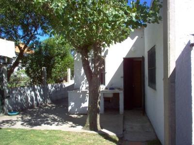 Casa 2 Dormitorios, Gran Barbacoa. A 100 Metros Del Mar