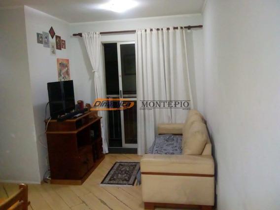 Apartamento, Ótima Localização, No Cambuci Lugar Alto - Ml10489