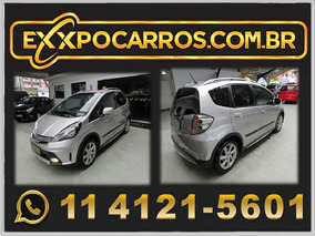 Honda Fit Twist 1.5 Flex Automatico - Ano 2013 - Multimidia