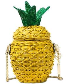 Bolsa Feminina Michael Kors Noveau Pineapple Promoção