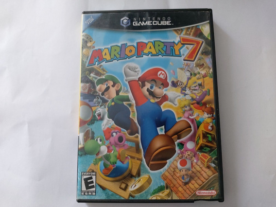 Mario Party 7 Original Para Gamecube