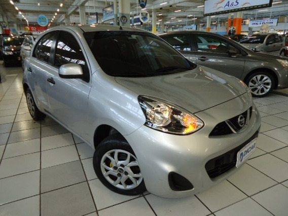 Nissan March 1.6 S 16v Flex 4p Manual