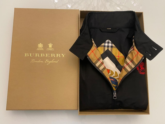 Jaqueta Burberry 100% Polyester