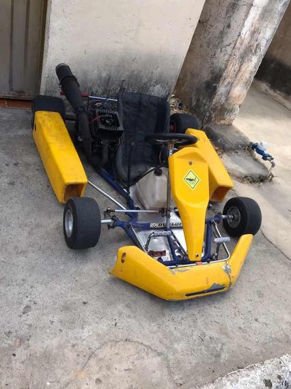 Kart Chassis Mini Kart Motor De Rd 135