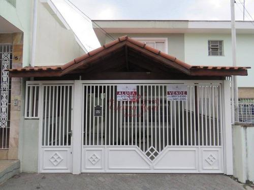 Imagem 1 de 30 de Sobrado Com 2 Dormitórios À Venda, 140 M² Por R$ 650.000,00 - Vila Bonilha - São Paulo/sp - So0194