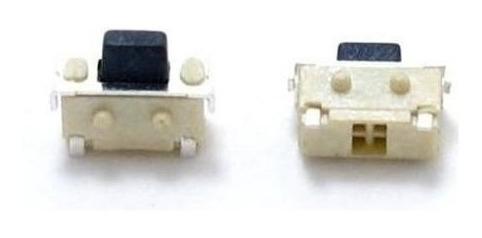 Chave Botão Liga / Power E Volume 4mm (pequeno) Tablet / Gps