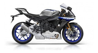 Funda Cubre Moto Yamaha Yzf-r1m Con Bordado